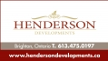 Henderson Developments