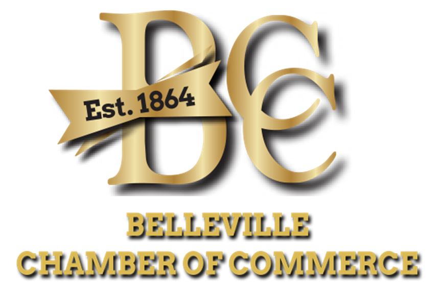 Image result for belleville chamber of commerce logo