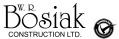 W. R. Bosiak Construction