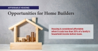 Opportunities for Home Builders
